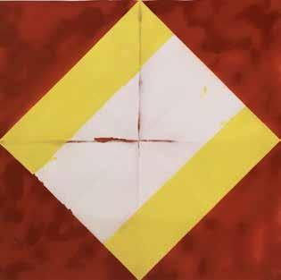 André-Pierre Arnal, Techniques mixtes sur papier, 1971 04
