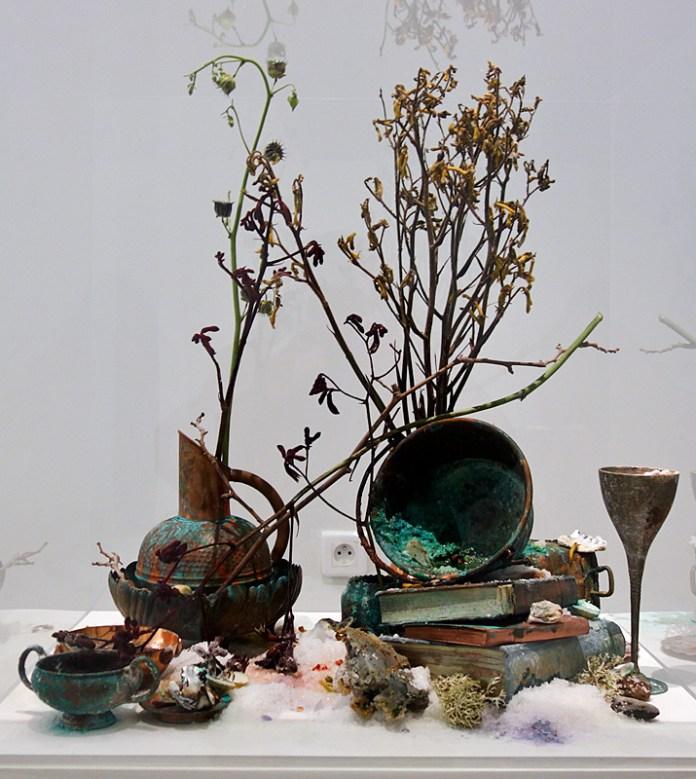 Bianca Bondi, Bloom, crust, cake, 2018 - Crash Test à La Panacée, Montpellier - Vue de l'exposition