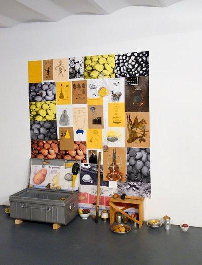 Jean-Paul Thibeau - art-cade x 25 ans. Art-cade, Galerie des grands bains douches de la plaine