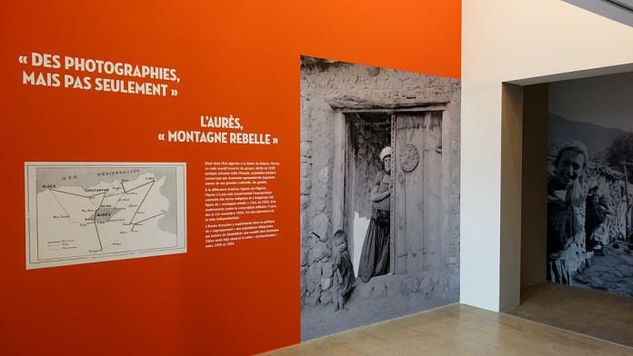 Aurès, 1935. Photographies de Thérèse Rivière et Germaine Tillion – Pavillon Populaire, Montpellier - Des photographies, mais pas seulement