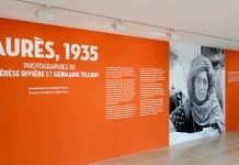 Aurès, 1935. Photographies de Thérèse Rivière et Germaine Tillion – Pavillon Populaire, Montpellier