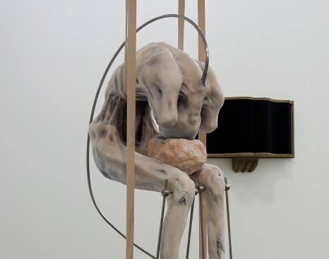 Ivana Basic, Belay my light teh ground is gone, 2018 - Crash test à La Panacée, Montpellier