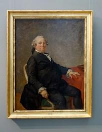 Jacques Louis David, Portrait de Philippe-Laurent de Joubert, 1786 - Le Musée avant le Musée au Musée Fabre