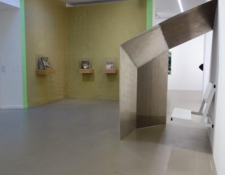 Oscar Tuazon - La Vie simple – Simplement la vie à la Fondation Vincent van Gogh Arles