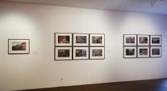 Pascal Fayeton, Encres de Giens, 2014 - Vue de l'exposition «4 à 4» au Musée Paul Valéry - Sète