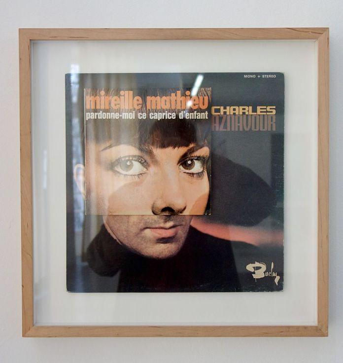 Christian Marclay, Untitled (Frorrz the Series «Imaginary Records»), 1993 - J'♥ Avignon à la Collection Lambert
