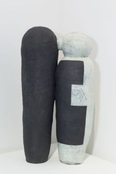 Daphne Corregan, Connected Vessels - Shapes, Body and Soul à la Double V Gallery – Marseille