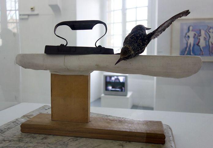 Jannis Kounellis, Untitled, 1979 - J'♥ Avignon à la Collection Lambert
