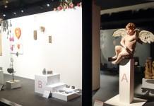 L'amour de A à Z au Mucem - Vue de l'exposition