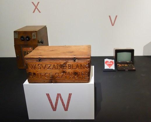 L'amour de A à Z au Mucem - X comme X, V comme Virtuel et W comme Vive