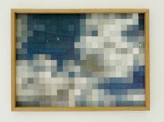 Stéphanie Majoral, série Ciel – In between à Iconoscope