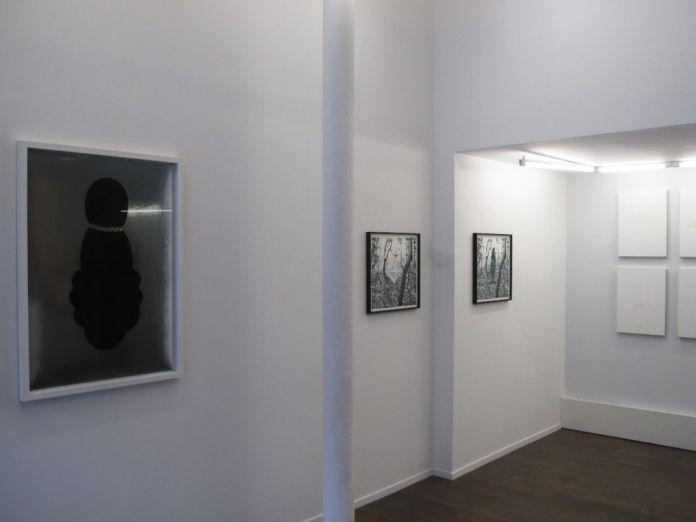 Togu Art Club - «De mèche», une exposition de l'atelier Tchikebe. Photo ©Togu Art Club