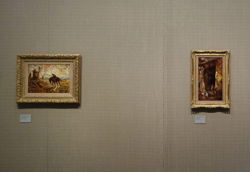Adolphe Monticelli - Soleil Chaud, soleil tardif à la Fondation Vincent van Gogh Arles