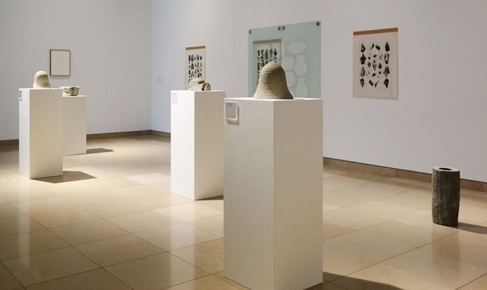 Asier Mendizabal - Un désir d'archéologie à Carré d'art - Nîmes