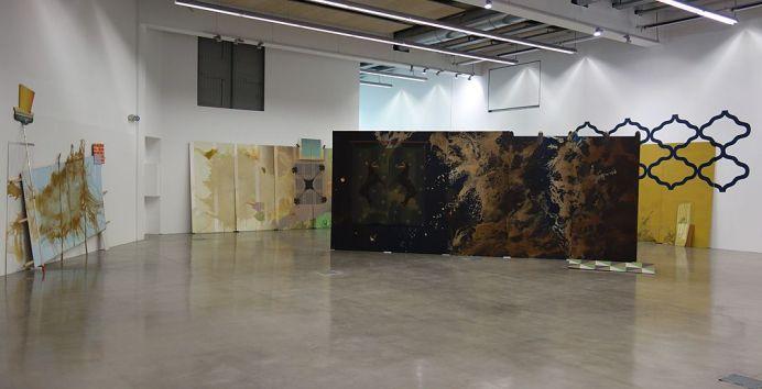 Carlos Kusnir - Frac Provence-Alpes-Côte d'Azur - Plateau 2 - Vue de l'exposition