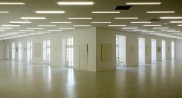 Djamel Tatah à la Collection Lambert - Vue de l'exposition, salle 6