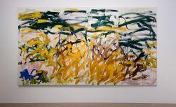 Joan Mitchell, No Birds, 1987-1988 - Soleil Chaud, soleil tardif à la Fondation Vincent van Gogh Arles