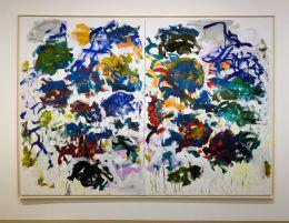 Joan Mitchell, Sun Flowers, 1990-1991 - Soleil Chaud, soleil tardif à la Fondation Vincent van Gogh Arles