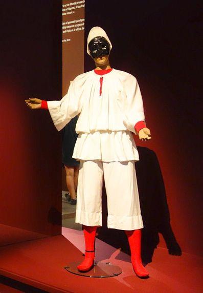 Ballet Pulcinella, Costumes de Pulcinella, Opera di Roma - Picasso et les Ballets russes, entre Italie et Espagne au Mucem
