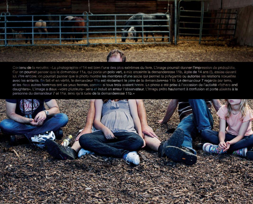 Christian Lutz, sans titre, Série In Jesus' Name, 2012 © Christian Lutz