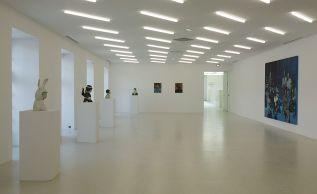 Claire Tabouret - Les Veilleurs à la Collection Lambert Avignon