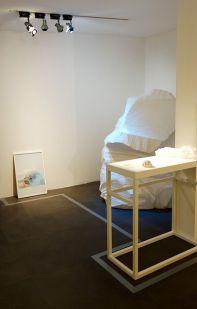 Manon Lanjouère, Bleu Glacé - Lexique des paysages islandais - Boutographies 2018 au Pavillon Populaire