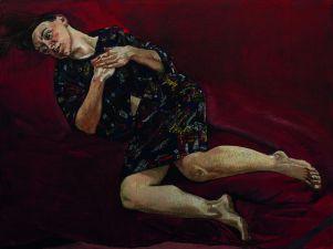 Rego Paula, Amor [Amour], 1995, papier pastel monté sur aluminium, 120 x 160 cm.