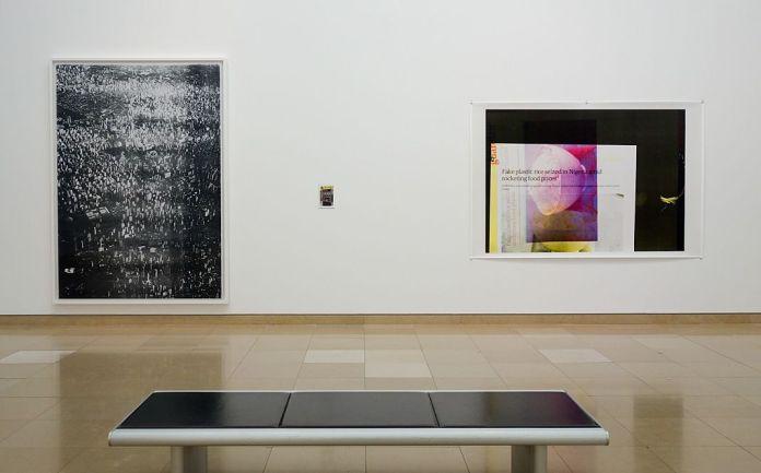 Wolfgang Tillmans, Qu'est-ce qui est différent à Carré d'Art – Nîmes - Vue de l'exposition - Salle 2