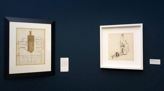 Exposition Picasso Picabia – La Peinture au défi au musée Granet - Vers l'objet (1912-1917)