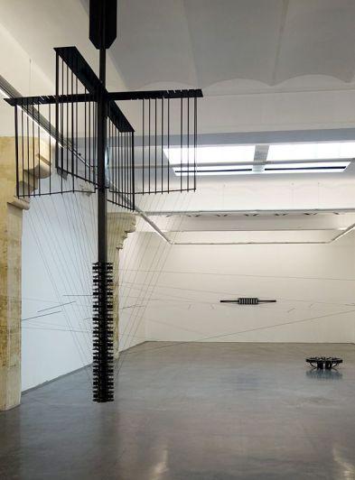 Jennifer Caubet, Coordonnées en projection III , 2018 - FRAC Occitanie Montpellier