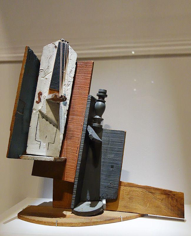Picasso voyages imaginaires la vieille charit marseille - La bouteille sur la table ...