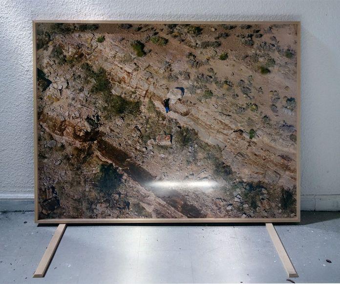Adel Abdessemed, Grand Canyon, 2008, C-print, 120 x 170,2 cm - Au-delà du principe de plaisir - Rencontres Arles 2018