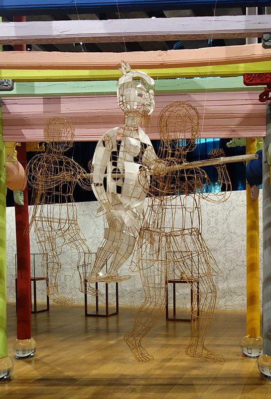 Ai Weiwei, Guanxiong Guo, 2015 – Exposition Fan-Tan au Mucem