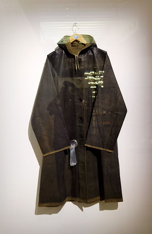 Ai Weiwei, Sexe protégé, 1988 – Exposition Fan-Tan au Mucem