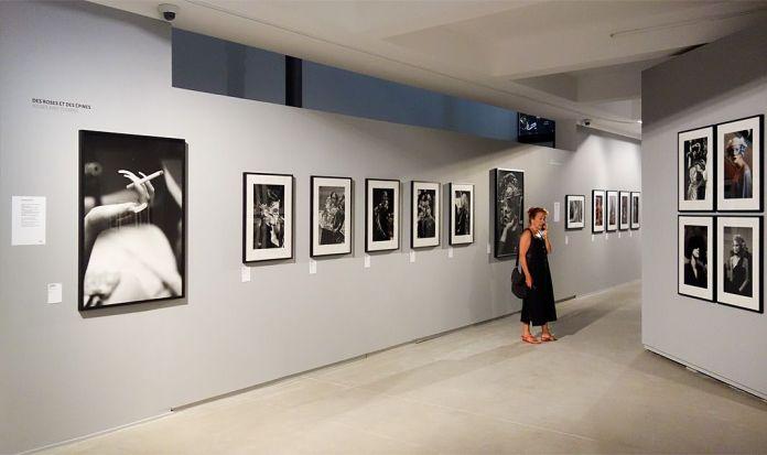 Ann Ray - Les Inachevés- Lee McQueen - Des roses et des épines - Rencontres Arles 2018