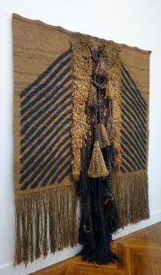 Ariana Nicodim, Delta, 1980 - Exposition Tissage - Tressage à la Villa Datris - Tradition et modernité