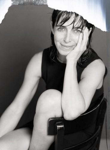 Autoportrait d' Ann Ray. © Ann Ray.