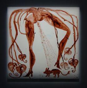 Barthélémy Toguo, Homo Planta III, 2018 - Homo Planta à la Fondation Blachère, Apt