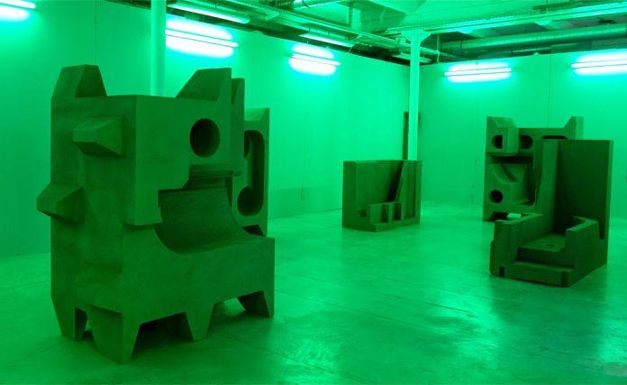 Berdaguer & Péjus, Sculpture Care, 2018 - Communautés Invisibles à la Friche la Belle de Mai - Marseille