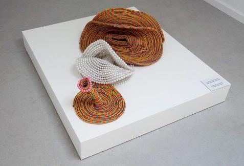 Maria Nepomuceno - Exposition Tissage - Tressage à la Villa Datris - Vernaculaire