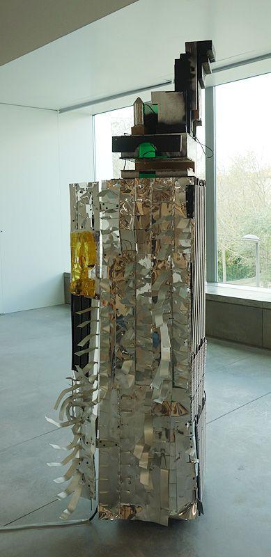 Justin Lieberman, The Second Tower, 2018 - La complainte du progrès au MRAC - Vue de l'exposition