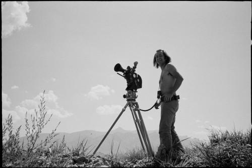 René Burri, Autoportrait, Etats-Unis, 1973 © René Burri