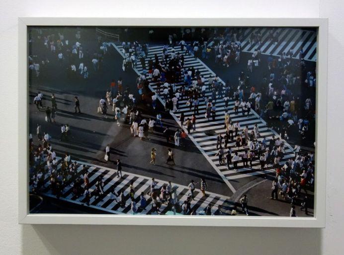 René Burri, Tokyo, Japon, 1980 - Les pyramides imaginaires aux Renconres Arles 2018