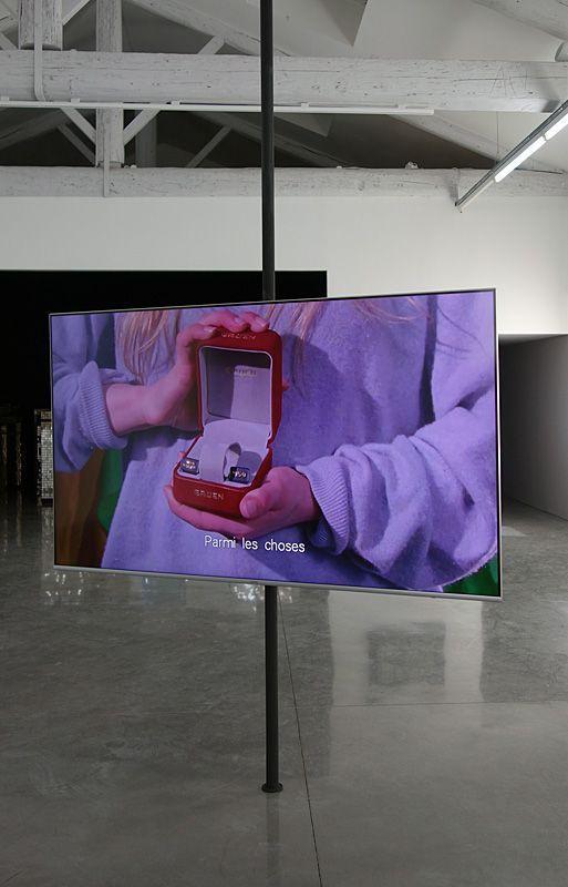 Sara Cwynar, Soft film, 2016 - La complainte du progrès au MRAC - Vue de l'exposition