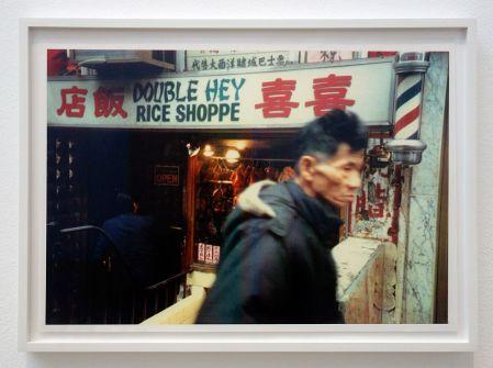 Wolfgang Tillmans, Chinatown NY, 1987 - Qu'est-ce qui est différent à Carré d'Art – Nîmes - Vue de l'exposition - Salle 2