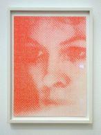 Wolfgang Tillmans, Red Laurie, 1987 - Qu'est-ce qui est différent à Carré d'Art – Nîmes - Vue de l'exposition - Salle 1