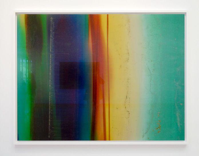 Wolfgang Tillmans, Silver 175, 2014 - Qu'est-ce qui est différent à Carré d'Art – Nîmes - Vue de l'exposition - Hall