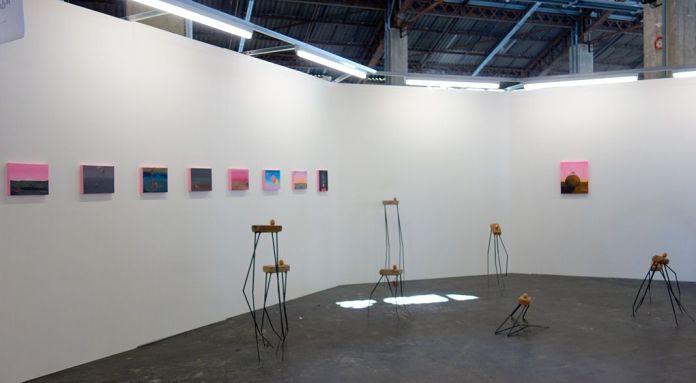 Art-O-Rama 2018 - ChertLüdde - Gabriel Chaile