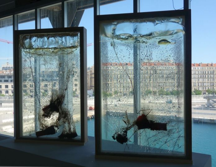 Art-O-Rama 2018 - In situ Fabienne Leclerc - Vivien Roubaud