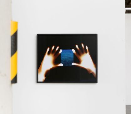 Art-O-Rama 2018 - Sophie Tappeiner - Sophie Thun, Contact (LL), 2018 photo Sophie Tappeiner